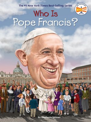 cover image of Who Is Pope Francis?