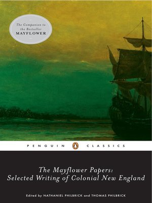 cover image of The Mayflower Papers