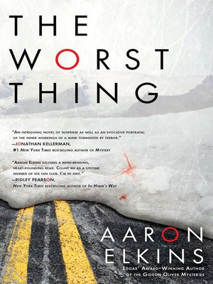 cover image of The Worst Thing