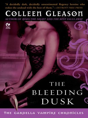 cover image of The Bleeding Dusk