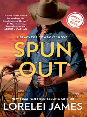 cover image of Spun Out