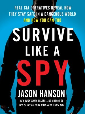 cover image of Survive Like a Spy