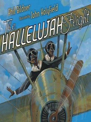 cover image of The Hallelujah Flight