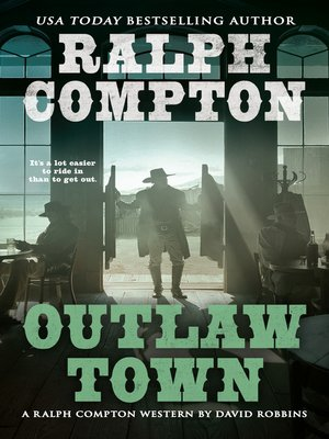 cover image of Ralph Compton Outlaw Town