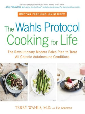 cover image of The Wahls Protocol Cooking for Life