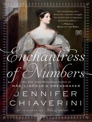cover image of Enchantress of Numbers