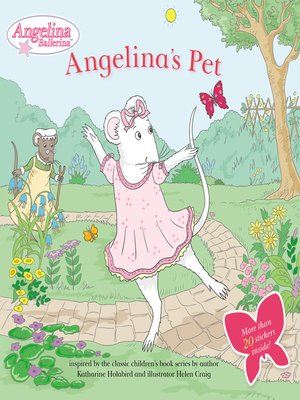 cover image of Angelina's Pet