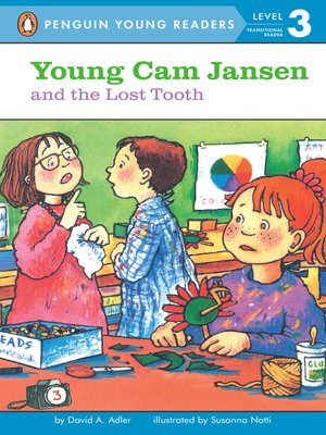 cover image of Young Cam Jansen and the Lost Tooth