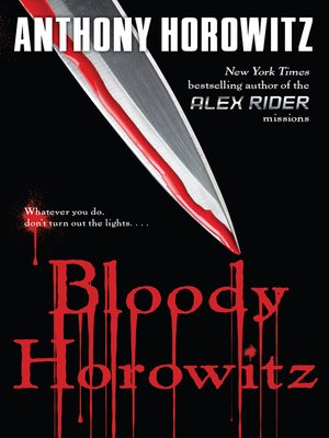 cover image of Bloody Horowitz