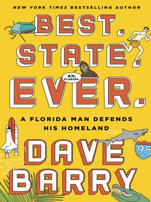 cover image of Best. State. Ever.
