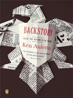 cover image of Backstory