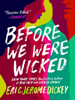cover image of Before We Were Wicked
