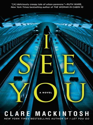 cover image of I See You