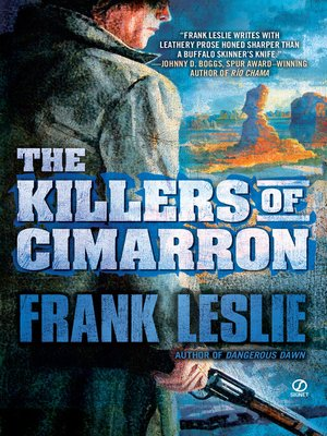 cover image of The Killers of Cimarron
