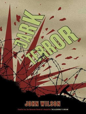 cover image of Dark Terror