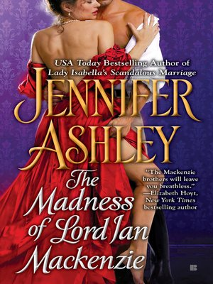 cover image of The Madness of Lord Ian Mackenzie