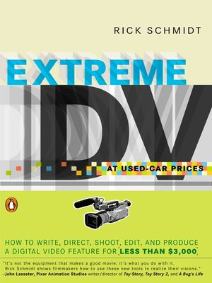 cover image of Extreme DV at Used-Car Prices