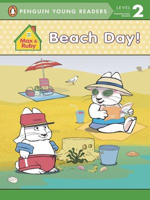 cover image of Beach Day!