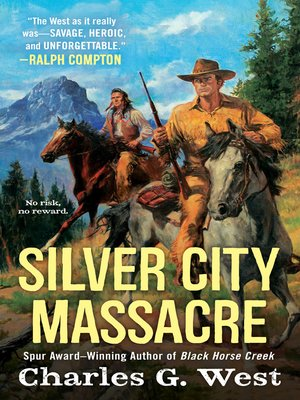 cover image of Silver City Massacre