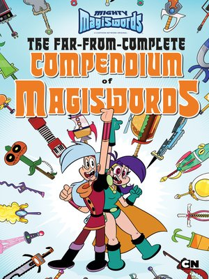 cover image of The Far-from-Complete Compendium of Magiswords