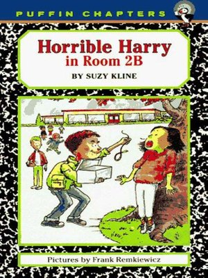 cover image of Horrible Harry in Room 2B