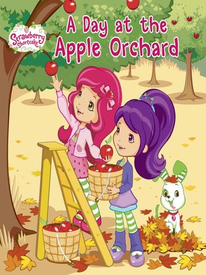 cover image of A Day at the Apple Orchard