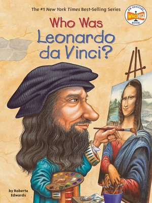 cover image of Who Was Leonardo da Vinci?