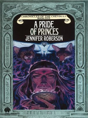 cover image of A Pride of Princes