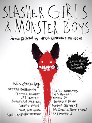 cover image of Slasher Girls & Monster Boys