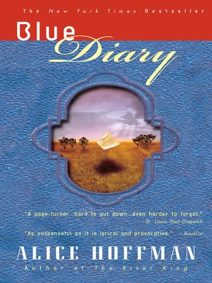 cover image of Blue Diary