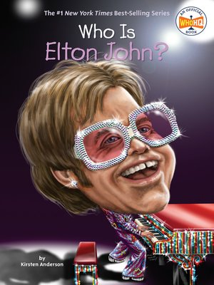 cover image of Who Is Elton John?