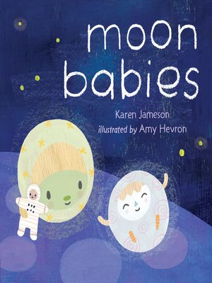 cover image of Moon Babies