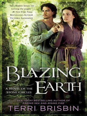 cover image of Blazing Earth
