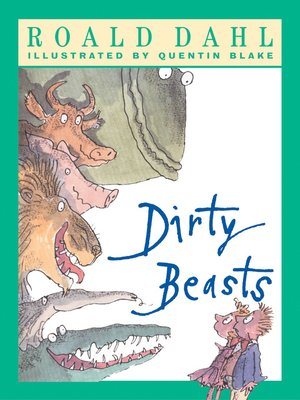 cover image of Dirty Beasts