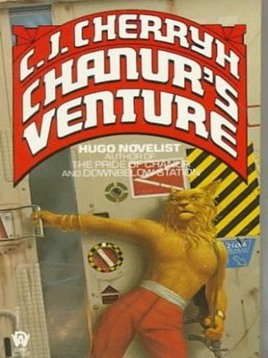 cover image of Chanur's Venture