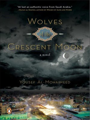 cover image of Wolves of the Crescent Moon