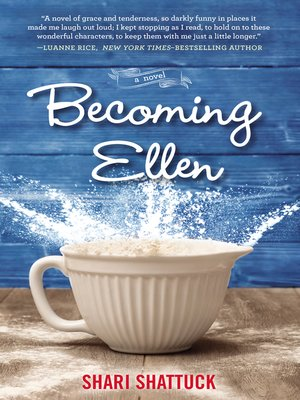 cover image of Becoming Ellen