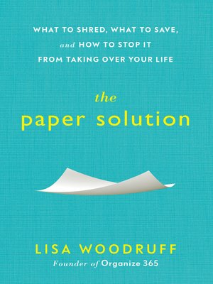 cover image of The Paper Solution