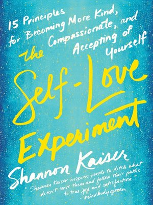 cover image of The Self-Love Experiment