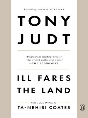 cover image of Ill Fares the Land