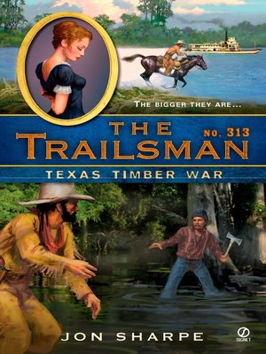 cover image of Texas Timber War