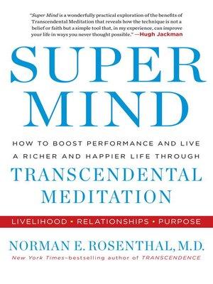 cover image of Super Mind