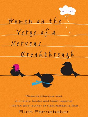 cover image of Women on the Verge of a Nervous Breakthrough