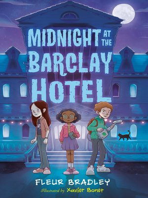 cover image of Midnight at the Barclay Hotel