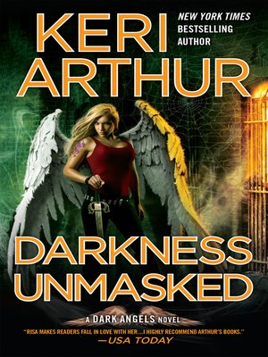 cover image of Darkness Unmasked