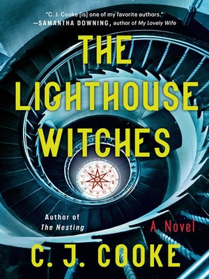 cover image of The Lighthouse Witches