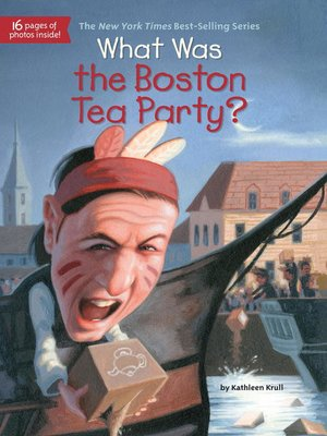 cover image of What Was the Boston Tea Party?