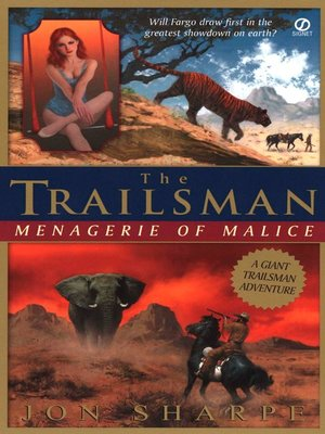 cover image of Menagerie of Malice