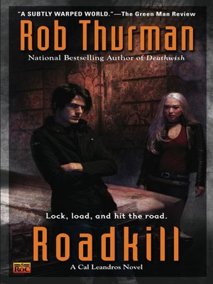 cover image of Roadkill