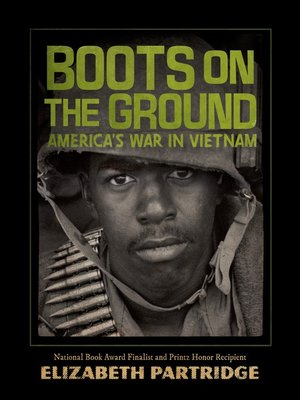 cover image of Boots on the Ground